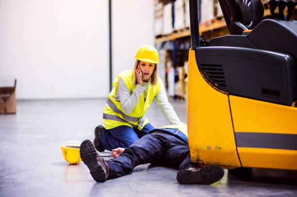 iş kaza kaçınılmazlık